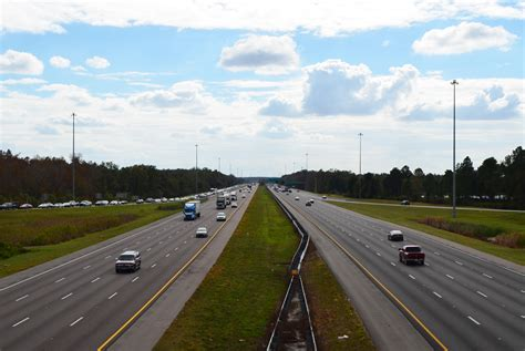 75 interstate florida fl aaroads guides south exit traffic along chapel
