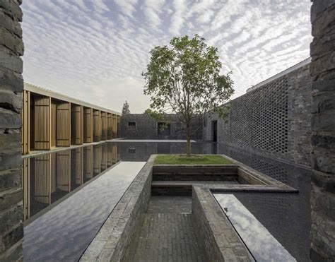 neri hus walled hotel   boutique fortress  chinese courtyards