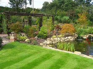 Large garden ideas for Large garden landscaping ideas