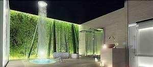 salle de bain ambiance nature estein design With salle de bain zen nature