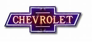 Bowtie Chevrolet Dealer Neon Sign ChevyMall