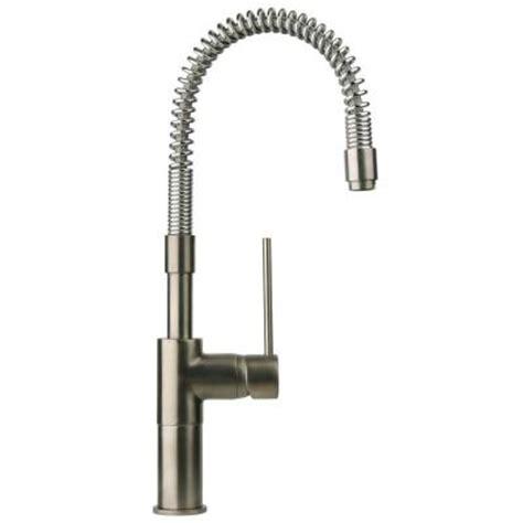 La Toscana Elba Faucet by Latoscana Elba Single Handle Pull Sprayer Kitchen