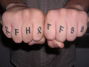 What do four dot tattoos on the hand signify ...