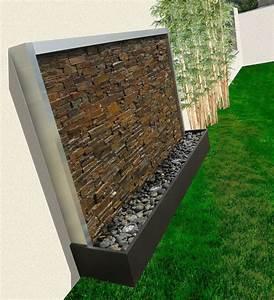 Fontaine Mur D Eau Exterieur : odzo cr ateur de mur d 39 eau ~ Premium-room.com Idées de Décoration