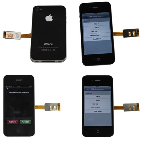 apple sim iphone mobileguru apple iphone 4 4g dual sim card adapter