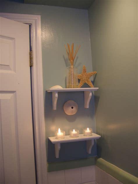 cool home creations wall decor bathroom shelves