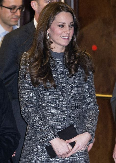 catherine duchess  cambridge attends cleveland