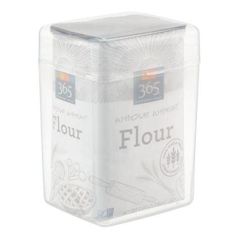 kitchen flour storage containers flour stay fresh container the container 4871