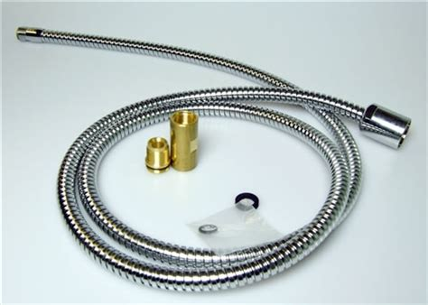 kitchen sink pull out hose hansa 5990 5067 pull out spray hose