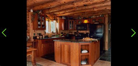 loft style log cabin chalet treetop log homes builder