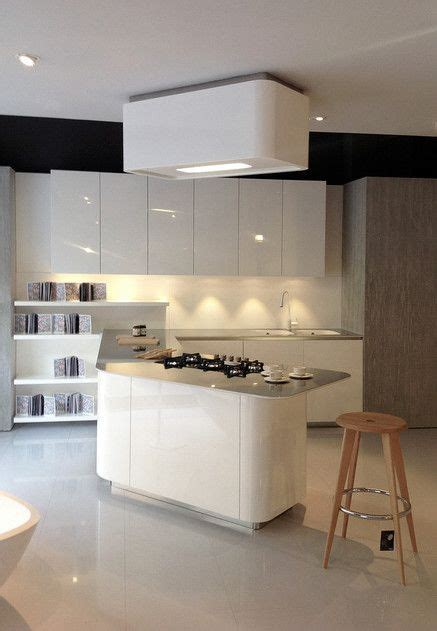 Listino Prezzi Corian Cucina Effeti Modello Sinuosa Laccato Lucido Bianco Opaco