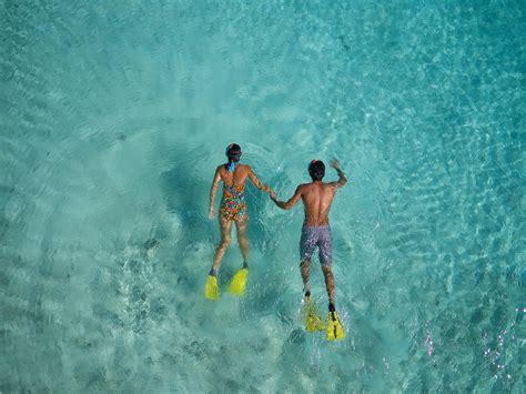 snorkeling  tahiti resorts packages caradonna