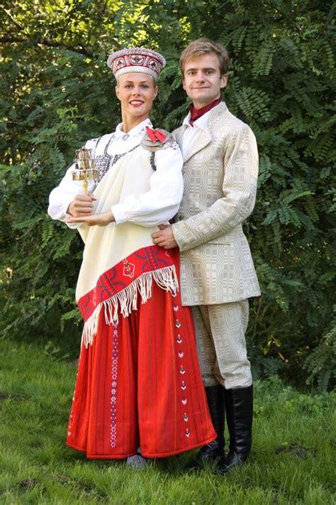 Latviešu tautas tērpu izgatavošana | Tradīcijas - Anvi AM