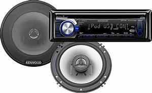 Kenwood Car Stereo Package Kdc