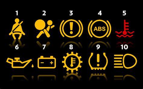 Dashboard Lights, A Basic Guide...