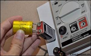 Reviving Old Capacitor In 5 Minutes  Quick Reforming