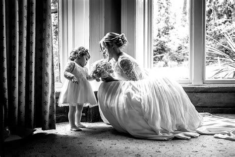 black  white gallery shot  debbie sanderson wedding