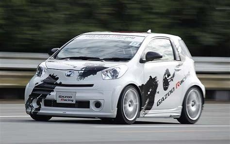toyota gazoo racing iq review telegraph