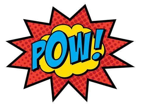 Pow Clipart Pow Signs Clipart Best