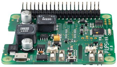 Rpi Usv Ups For The Raspberry Reichelt Elektronik