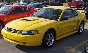 Timeline: 2004 Mustang - The Mustang Source