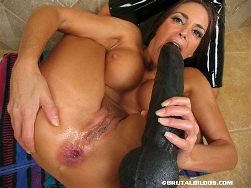 Stiff Gets For European Tiny Riding Destroys Dildo #Asshole #Destroyed
