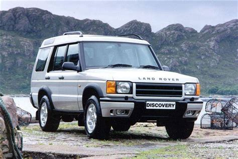 Land Rover Discovery Series 1 (1989