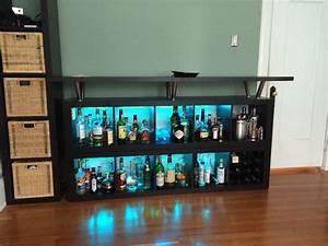 Whisky Bar Für Zuhause : tag re kallax ikea 69 id es originales de l 39 utiliser ~ Bigdaddyawards.com Haus und Dekorationen