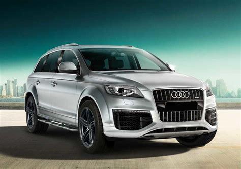2019 Audi Q7 Release Date  Car 2018 2019