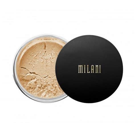 milani cosmetics setting powder
