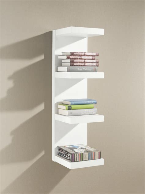 floating shelves designs a bunch of benefits and versatility on using the floating wall shelf for various purposes