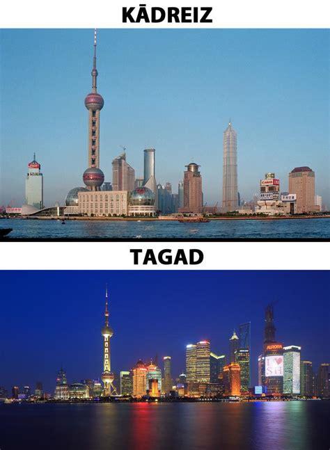Skat, cik drastiski mainās vietas un lietas 20 gadu laikā ...