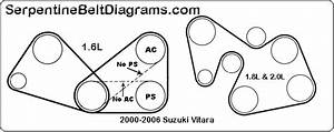 Dodge Grand Caravan Serpentine Belt Replacement Diagram
