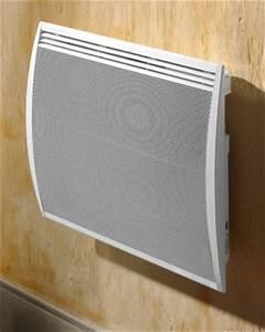 Chauffage Panneau Rayonnant : panneau rayonnant radiateur electrique ~ Edinachiropracticcenter.com Idées de Décoration