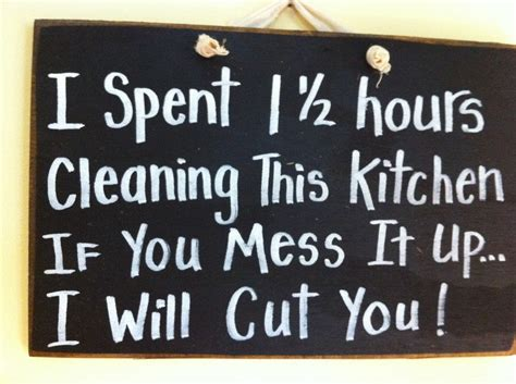 Office Kitchen Clean Up Signs by Why Are Office Kitchens So Putrid