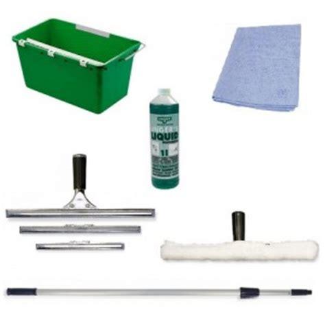 produit nettoyage cuisine professionnel kit nettoyage des vitres professionnel 10 éléments