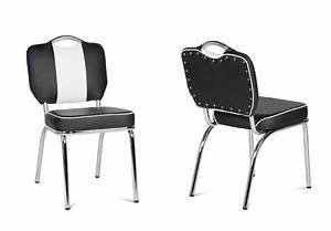 American Diner Möbel : stuhl elvis american diner 50er jahre retro bistrost hle schwarz chrom eur 79 95 picclick de ~ Sanjose-hotels-ca.com Haus und Dekorationen