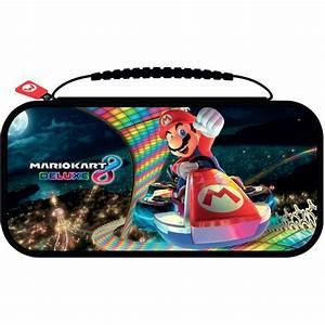 Mario Kart Switch Occasion : bigben pochette officielle nintendo mario pour nintendo ~ Melissatoandfro.com Idées de Décoration