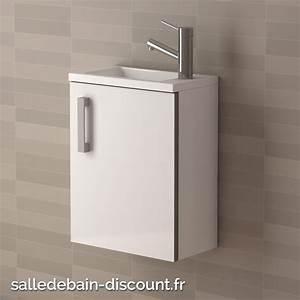 lave main avec meuble avec les meilleures collections d39images With wc suspendu couleur gris 3 nouvelle collection lave mains mikro atlantic bain