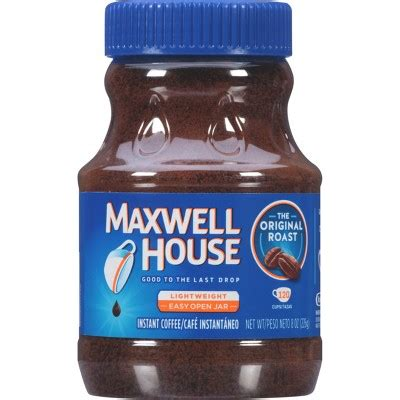 Looking for the best instant coffee? Maxwell House® Original Instant Coffee - 8oz : Target
