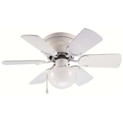 impressive 30 inch ceiling fan with light 5 30 white