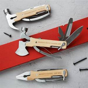Personalised Hammer Multi Tool Kit By Twenty