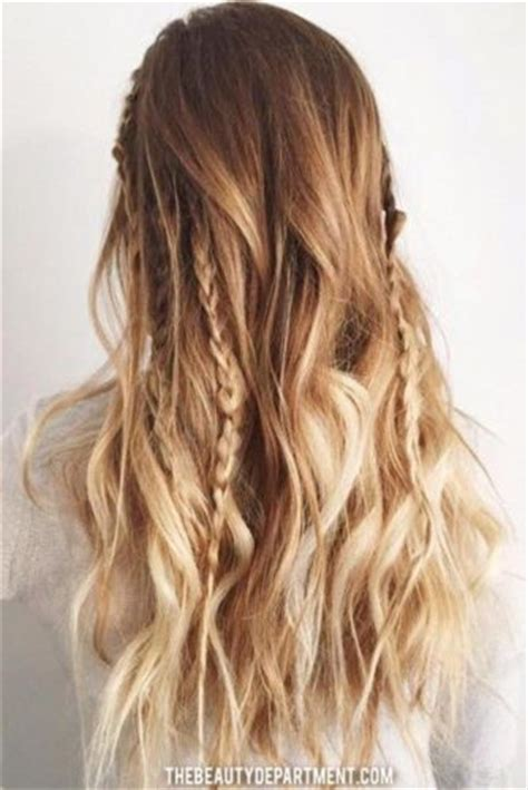 21 hairstyles for long hair perfect for vacation