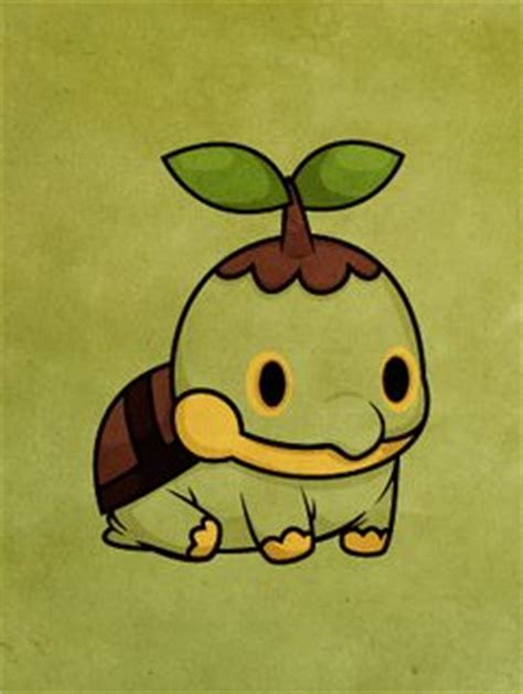 turtwig by beyx on deviantart content