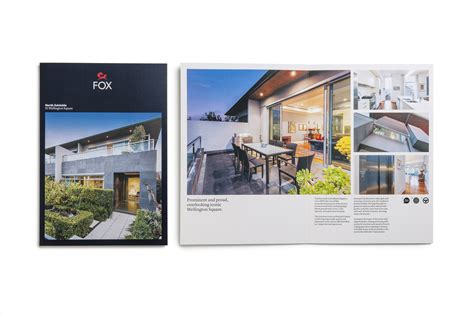 Best Real Estate Brochure Design The Best Brochure Designs Bp O