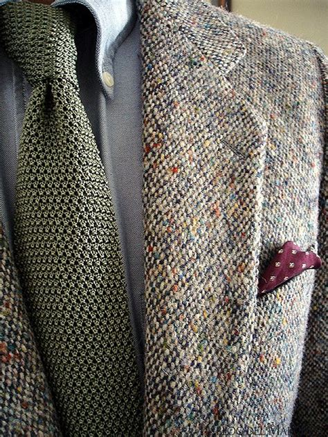 tweed color tweed donegal irlandese come abbinarlo il