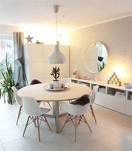 Esszimmer Einrichten Ideen : die 25 besten ideen zu runde tische auf pinterest runde esstische runder bauerntisch und ~ Sanjose-hotels-ca.com Haus und Dekorationen