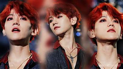 Exo Baekhyun Desktop Wallpapers Computer Bts Hair