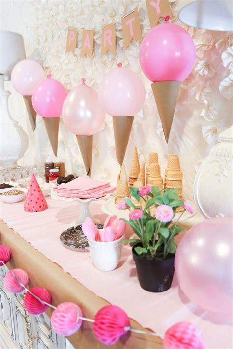 ideas  ice cream balloons  pinterest ice