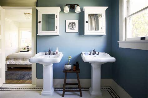 11 Beautiful Blue Bathrooms
